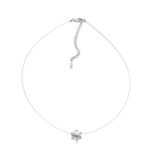 Original Swarovski Crystals Choker Necklace