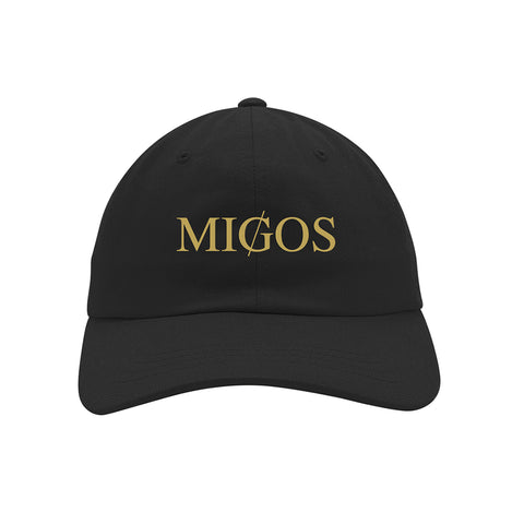 MIGOS Logo Dad Hat