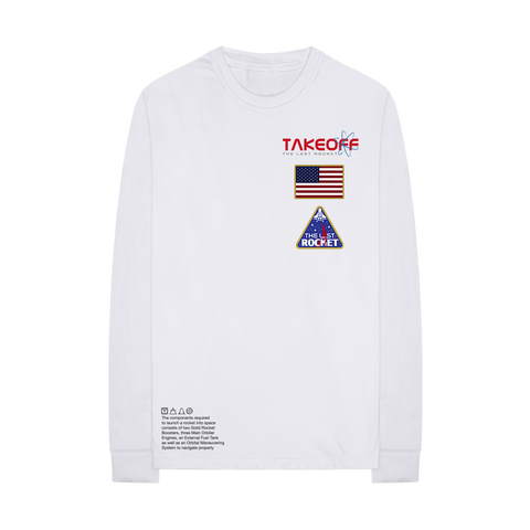 THE LAST ROCKET LONG SLEEVE + DIGITAL