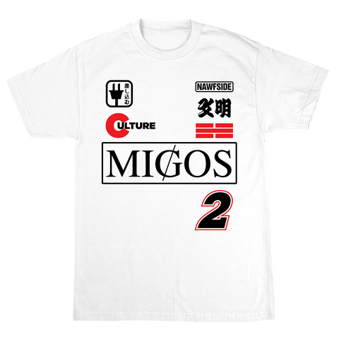 Migos Motorsport Team T-Shirt
