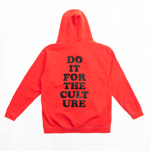 Do It for the Culture Hoodie
