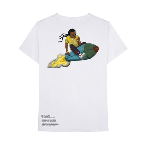 THE LAST ROCKET T-SHIRT + DIGITAL