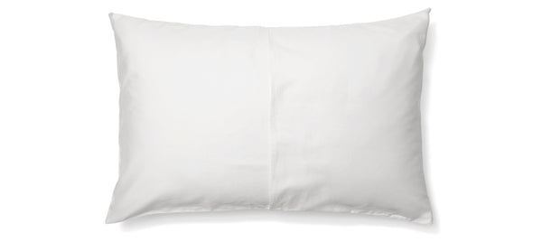 Bedfolk Housewife Pillowcase | Luxe in Snow