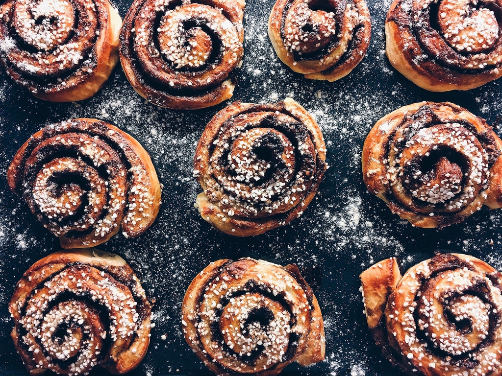 Cinnamon Rolls | Brunching with BEDFOLK