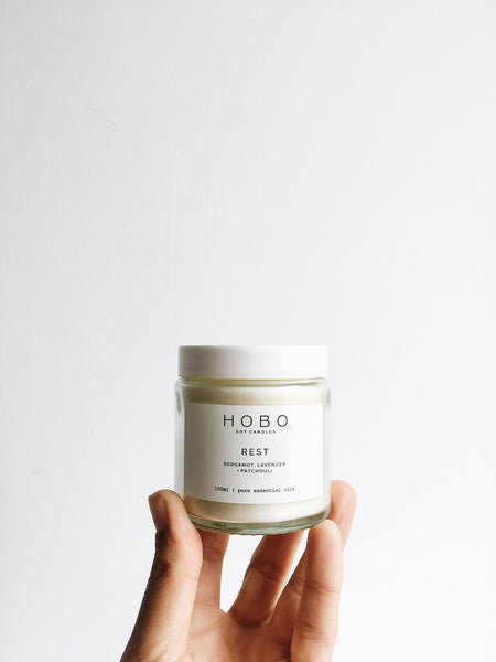 Bedfolk Mother's Day Gift Guide | Hobo 'Rest' Candle