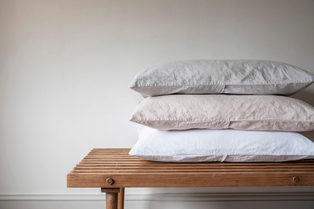Softest bedding, Relaxed washed cotton by Bedfolk