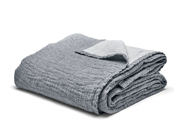The Linen & Cotton Throw