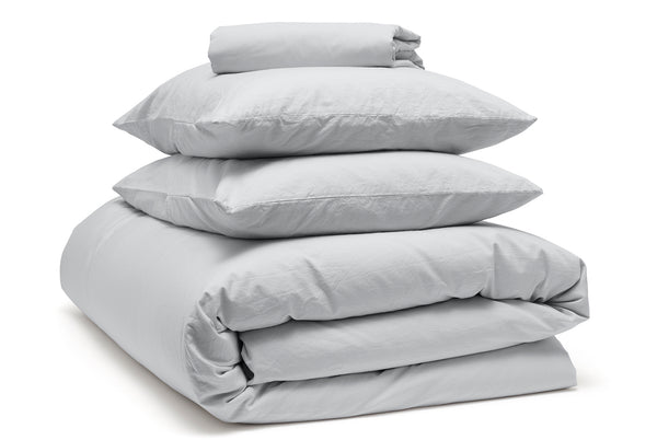 Relaxed Cotton Bedding Bundle