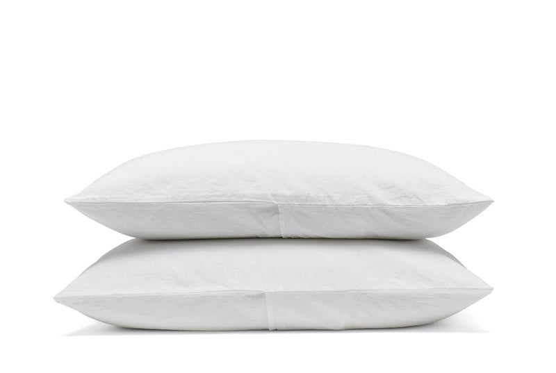 Relaxed Cotton Pillowcase Pair