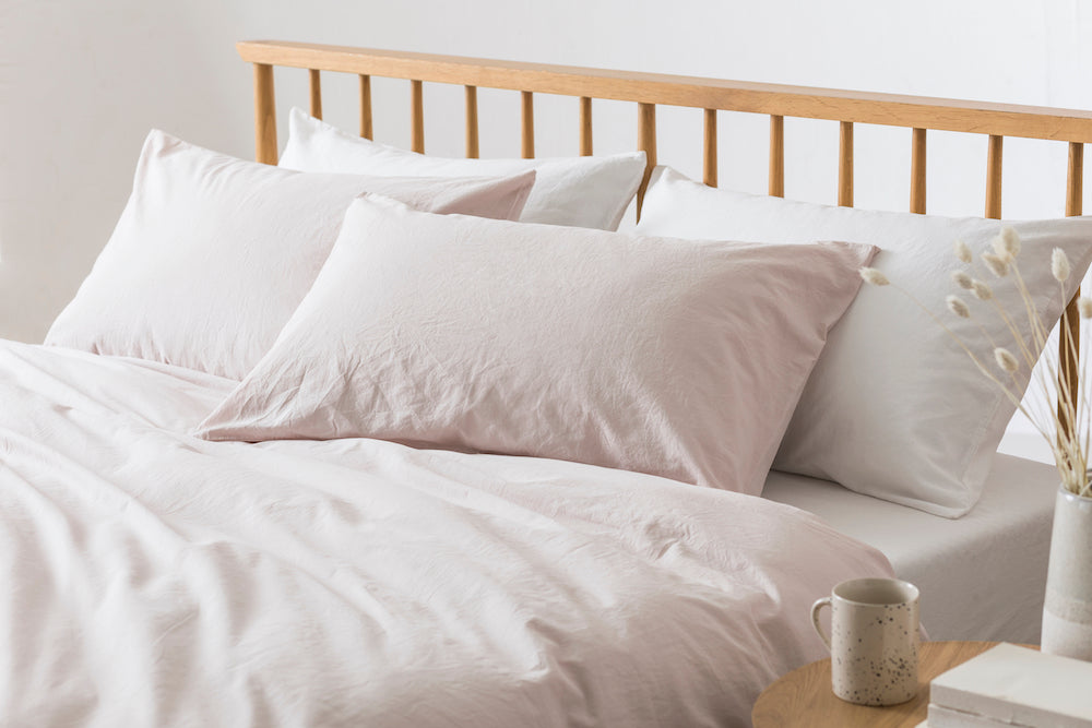 Relaxed Softest Cotton Bedding | BEDFOLK
