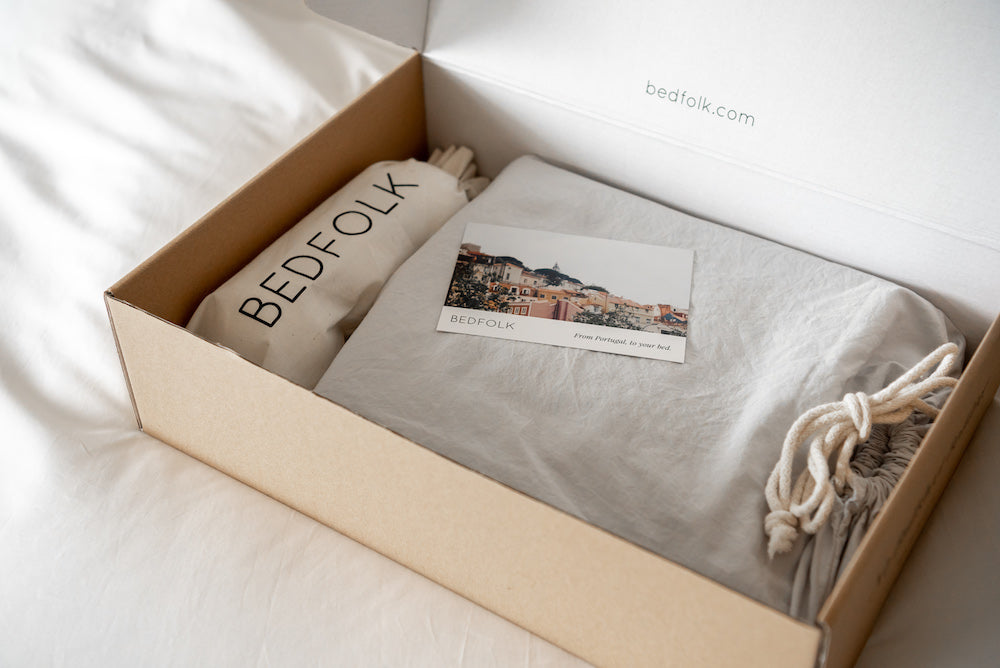 Luxe Sateen Bedding | BEDFOLK