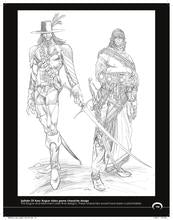 BLACK BOOK: THE ART OF BART SEARS - DIGITAL