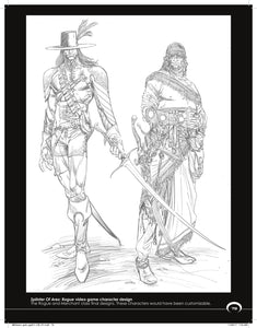 BLACK BOOK: THE ART OF BART SEARS