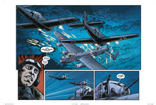 HARKEN'S RAIDERS GRAPHIC NOVEL