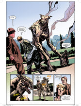 BEASTS OF THE BLACK HAND GRAPHIC NOVEL