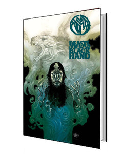 BEASTS OF THE BLACK HAND GRAPHIC NOVEL ARTIST VARIANT DUST JACKETS