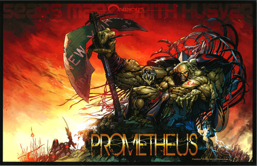 PROMETHEUS ART PRINT 11