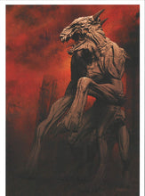 "BEAST OF THE BLACK HAND LIMITED EDITION 8"" X 12"" ART PRINT VARIANTS"