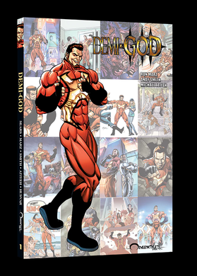 DEMI-GOD: THE COMPLETE SERIES OGN