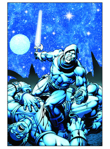 JIM STARLIN ART PORTFOLIO