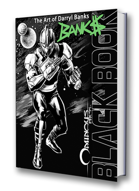 BLACK BOOK: THE ART OF DARRYL BANKS - PRE-ORDER