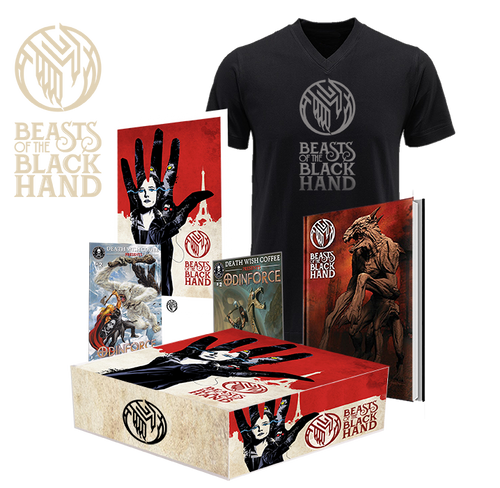 BEASTS OF THE BLACK HAND PREMIUM BOX