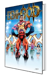 DEMI-GOD GRAPHIC NOVEL
