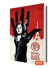 BEASTS OF THE BLACK HAND GRAPHIC NOVEL - DIGITAL