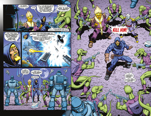DREADSTAR RETURNS