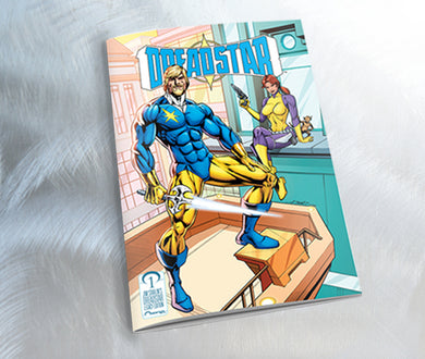 Dreadstar #1 Andy Smith Legacy Variant