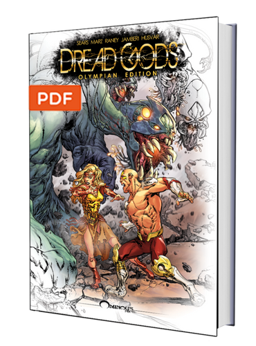 DREAD GODS OLYMPIAN EDITION - DIGITAL