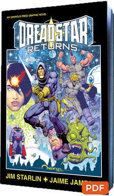 DREADSTAR RETURNS - DIGITAL