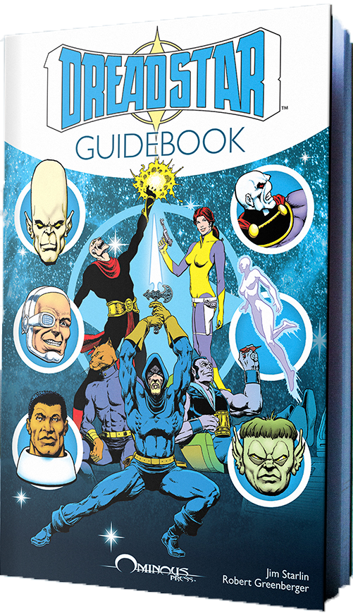 DREADSTAR GUIDEBOOK