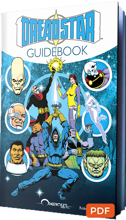 DREADSTAR GUIDEBOOK - DIGITAL