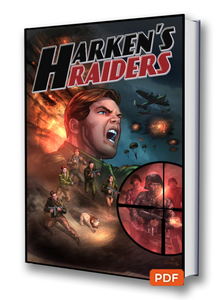 HARKEN'S RAIDERS - DIGITAL