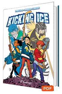 KICKING ICE: GRAPHIC NOVEL DIGITAL