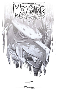MONSTER ISLAND 20TH ANNIVERSARY CREATOR EDITION BY GRAHAM NOLAN