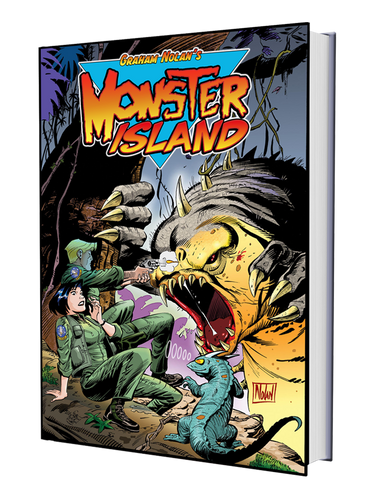 MONSTER ISLAND COLOR EDITION BY GRAHAM NOLAN