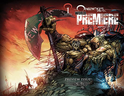 WORLD PREMIERE #1 PROMETHEUS VARIANT