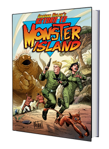GRAHAM NOLAN'S RETURN TO MONSTER ISLAND - PRE - ORDER