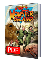 GRAHAM NOLAN'S RETURN TO MONSTER ISLAND - DIGITAL