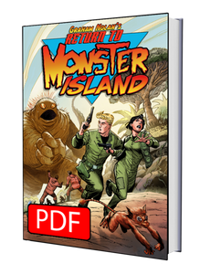 RETURN TO MONSTER ISLAND BY GRAHAM NOLAN - DIGITAL