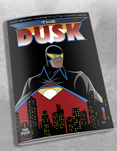 THE DUSK #1 DAVID HAHN VARIANT