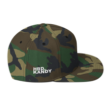 Load image into Gallery viewer, HRD. KANDY Snapback, Camo