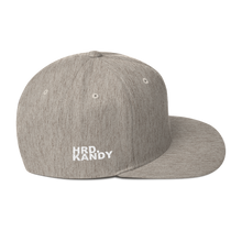 Load image into Gallery viewer, HRD. KANDY Snapback, Grey