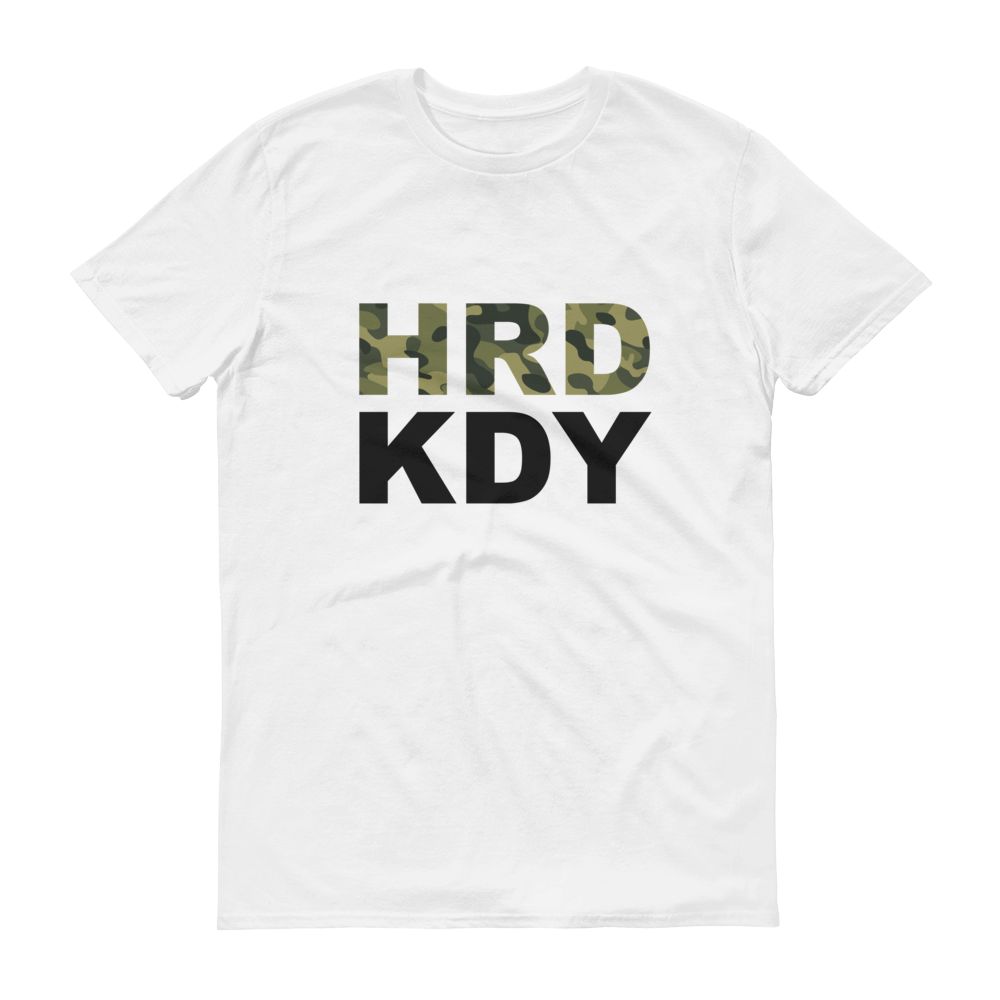 CAMO KANDY T-Shirt, White