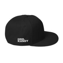 Load image into Gallery viewer, HRD. KANDY Snapback, Black