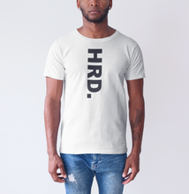 Load image into Gallery viewer, HRD. KANDY Downward Script T-Shirt, White
