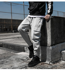 DOCK Cargo Pants, Grey