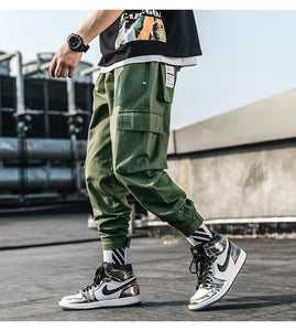 DOCK Cargo Pants, Army Green